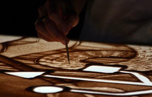 passion2move-erlebnis-kommunikation-arts-sandshow-sandmalerei-sandart-galileo